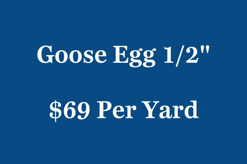 goose egg half text