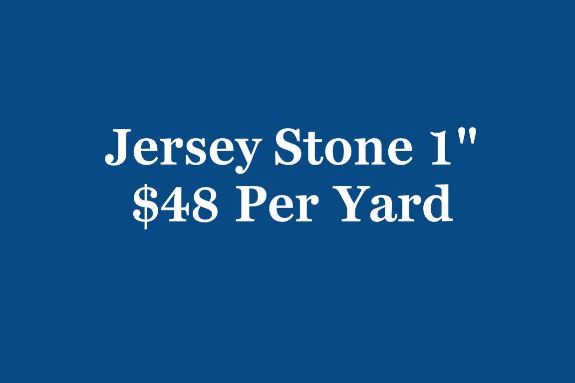 Jersey Stone 1inch