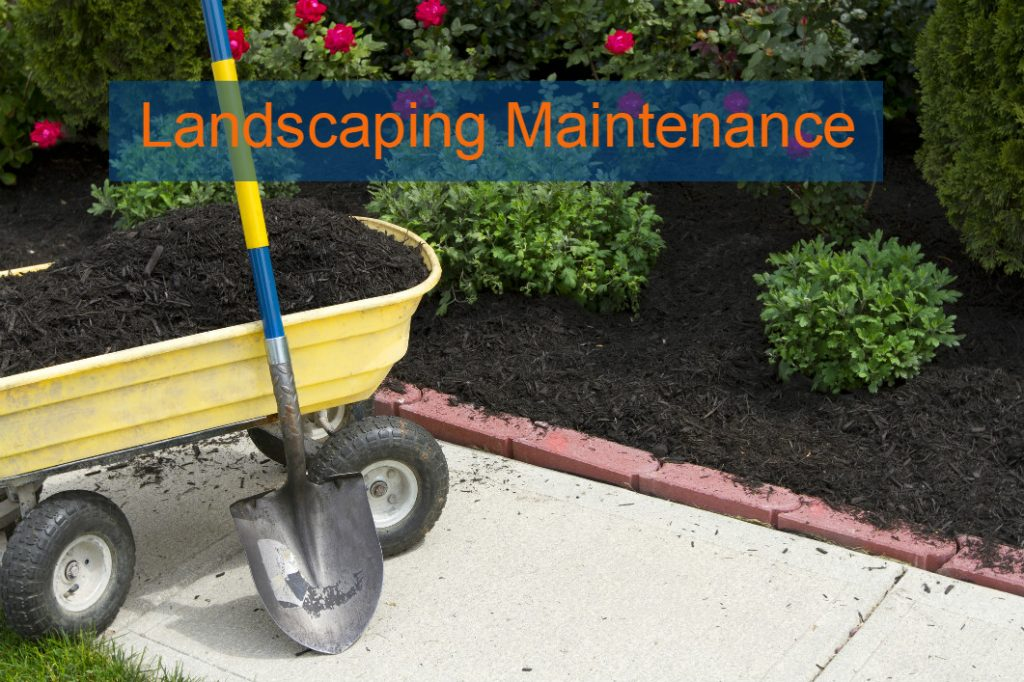 custom mobile landscape maintenance pic