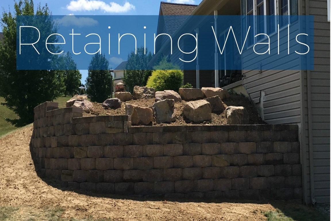 retaining walls mobile